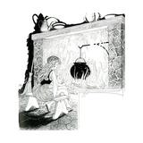 Cinderella - Child Life Giclee Print by Helen Hudson