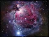 A Nébula de Órion Impressão em tela emoldurada por  Stocktrek Images