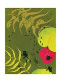 The Pond - Humpty Dumpty Giclee Print by Elisa Chavarri