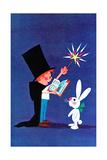 The Magic Room - Jack & Jill Giclee Print by Jack Weaver