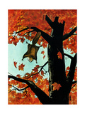 Falling - Jack & Jill Giclee Print by Georgeann Helms