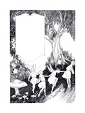 The Banquet - Child Life Giclee Print by Mildred Lyon