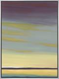 La Sera II Framed Canvas Print by Robert Holman