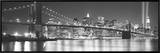 New York City, New York State, USA Framed Canvas Print by  Panoramic Images