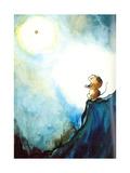 Wishing - Jack & Jill Giclee Print by Edith Osborn Corbett