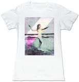 Juniors: Marilyn Monroe - Waves Shirt