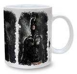 The Dark Knight Rises Mug - Triptych Taza