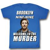 Brooklyn Nine Nine - Murder T-Shirt