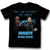 Brooklyn Nine Nine - Divine Fits T-shirts