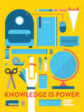 Knowledge Giclee Print by Trevor Rogers