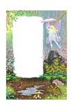 April - Jack & Jill Giclee Print by George Lesnak