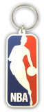 NBA - Logo Rubber Keychain Keychain