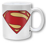 Man Of Steel Mug - Logo Mugg