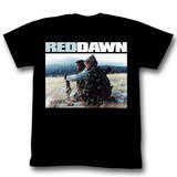 Red Dawn - Red D T-shirts