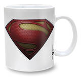 Man Of Steel Mug - Texture  Taza