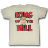 King Of The Hill - Hill Logo T-Shirt