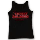 Tank Top: Jackie Brown - Cherry Bomb (Tarantino XX) T-shirts