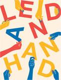 Lend A Hand Giclee Print by Matt Chase