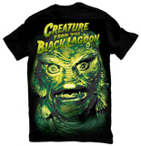Universal Monsters - Creature Head T-shirts