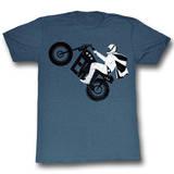 Evel Knievel - Evel Mobile T-skjorter