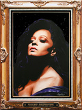 Diana Ross - Hollywood Bowl Posters by Kii Arens