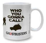 Ghostbusters Mug - Who You Gonna Call Mug