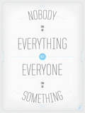 Everyone Giclee Print by Dan Gneiding