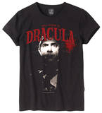 Juniors: Universal Monsters - Dracula Shadow Shirts