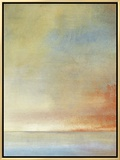 Tranquil II Framed Canvas Print by Tim O'toole