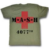 M.A.S.H. - M.A.S.H.5077B Shirt