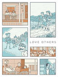 Love Others Reproduction procédé giclée par Ryan Putnam