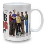 Big Bang Theory Mug - Group Portrait Becher