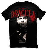 Universal Monsters - Dracula Shadow Shirt