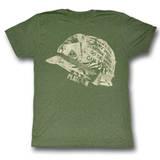 Platoon - Helmet T-Shirt