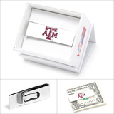 Texas A & M Aggies Money Clip Novelty