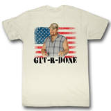 Larry The Cable Guy - Git R Done T-Shirt