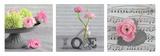 Composition Florale Poster von  Chatelain