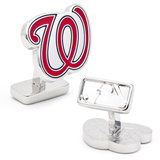 Palladium Washington Nationals Cufflinks Novelty