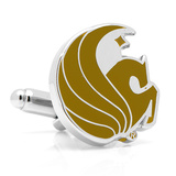 University of Central Florida Knights Cufflinks Novelty