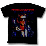 Terminator - 8 Bit Revolution T-Shirt