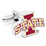 Iowa State Cyclones Cufflinks Novelty