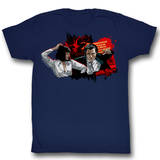 Pulp Fiction - Droppin Bows (Tarantino XX) T-Shirt