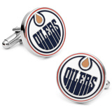 Edmonton Oilers Cufflinks Novelty