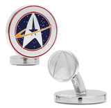 Star Trek Starfleet Command Cufflinks Novelty