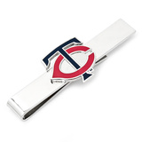 Minnesota Twins Tie Bar Novelty
