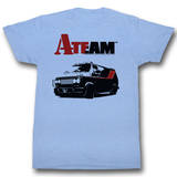 A-Team - A Van T-shirts