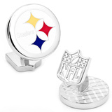 Palladium Pittsburgh Steelers Cufflinks Novelty
