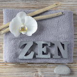 Zen orchid Posters by  Chatelain