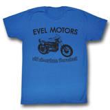Evel Knievel - Evel Motors T-shirts