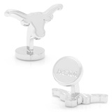 Palladium University of Texas Longhorns Cufflinks Artículos de regalo